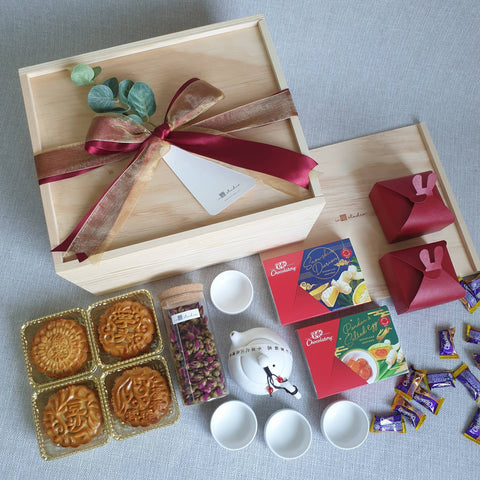 Mooncake Festival Gift Set 06 (Nationwide Delivery)