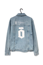 Load image into Gallery viewer, CUSTOM DENIM JACKET<br>(1/1)
