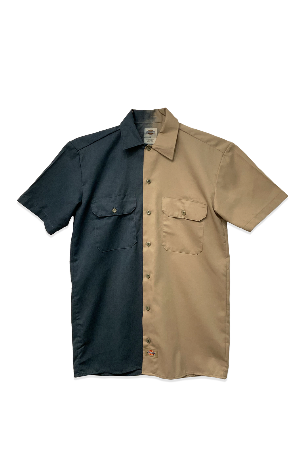 Two-Tone Work Shirt