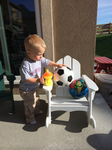 Little Colorado Kids Adirondack Rocking Chair