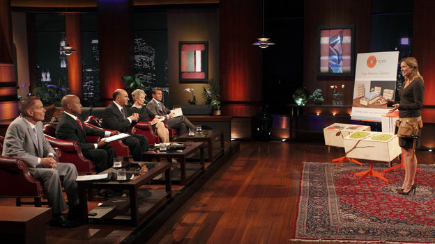 Mod Mom-Founder Kiersten Hathcock in the Shark Tank