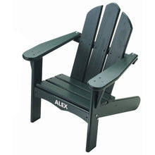 Personalized Adirondack Chair | Green | Adirondack Furniture | Little Colorado Toddler Furniture