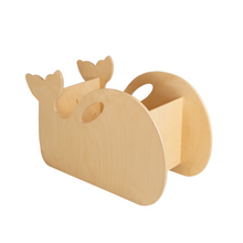 Whale Toy Box by Bannor Toys