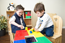 LEGO/DUPLO Compatible Activity Table