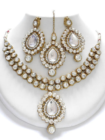 Kundan Diamond Necklace