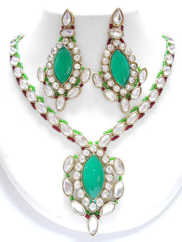 Fancy Kundan Necklace