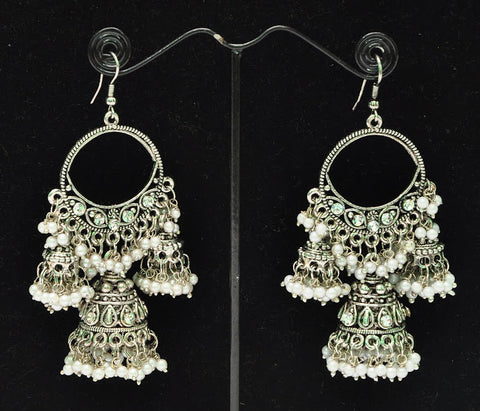 New Age Jhumki Earrings