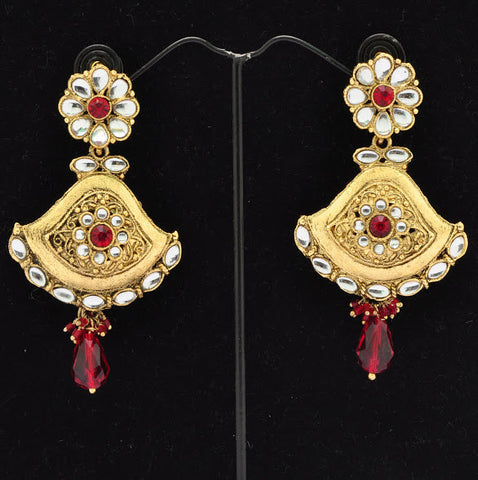 Cute Indian Jhumki Earrings