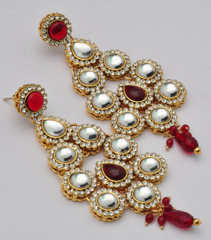 Indian Jhumki Earrings