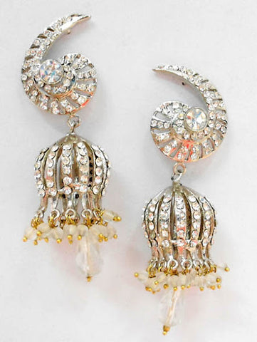 Jhumka Bollywood Indian Earrings