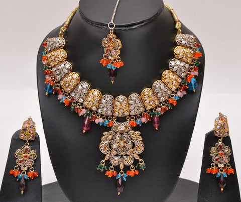 Imperial Indian Necklace Set
