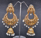 Pakistani Silver plated Earrings