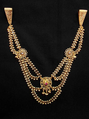 Gold Indian Belly Chains