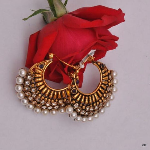 Indian Walia Loop Earrings