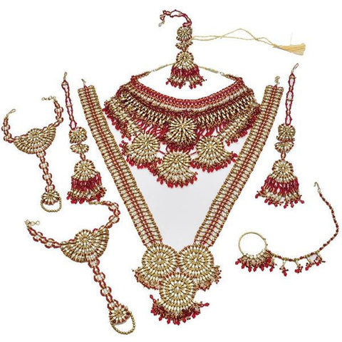 Indian Bridal Necklace Set