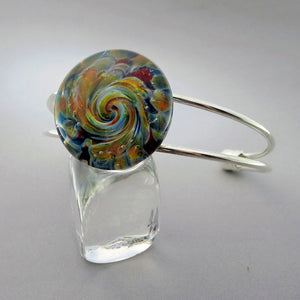 Blown Glass Bracelet