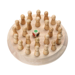 Memory Match Stick Chess Game Block Board Game Memory Match Stick Toy