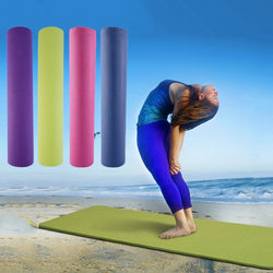 Thick Yoga Mat Pad for Exercise Pilates Gym Leisure Mat