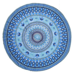 Bohemia Geometric Tablecloth Decorative Wall Carpet Tapestries Art Hanging Meditation Mandala Bed Decor