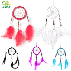 Dreamcatcher Monocyclic Teeth Dream Catcher Wall Hanging Home Car Decor Craft
