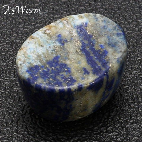Natural Tumbled Lapis Lazuli Gemstone Blue Crystal Healing Stone Rocks Gift For Home Room Decor Ornaments