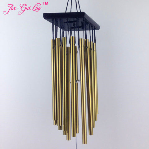 Metal Wind Chimes Fengling jia-gui luo