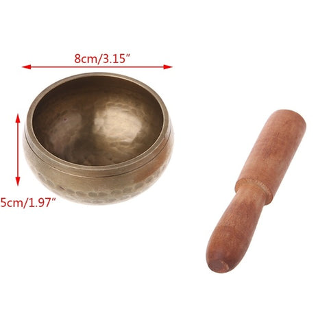 Buddhist Nepal Singing Bowl