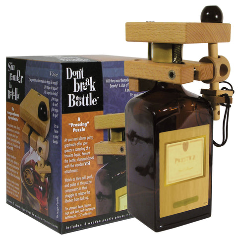 Don't Break the Bottle - vise