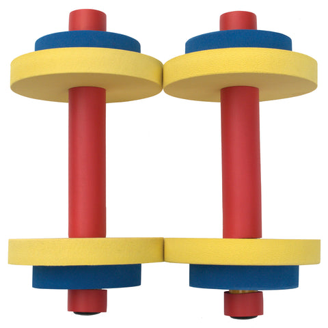 Little Moppet dumbbells