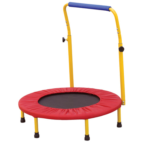 Little Moppet trampoline