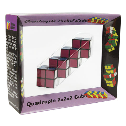 multiCube quadruple