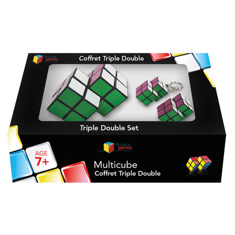 multiCube triple double set