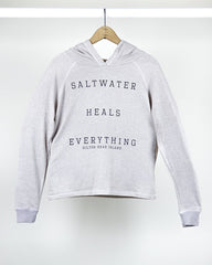 HHI Saltwater Heals Everything Hooded Sweatshirt