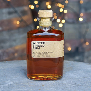Winter Spiced Rum