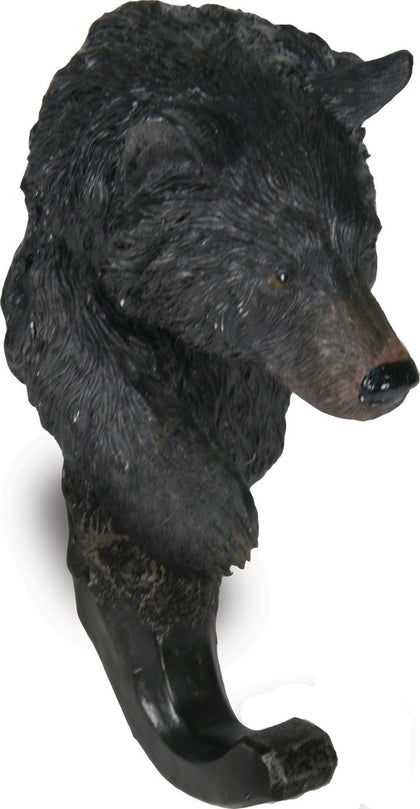 Black Bear Heavy Duty Wall Hook
