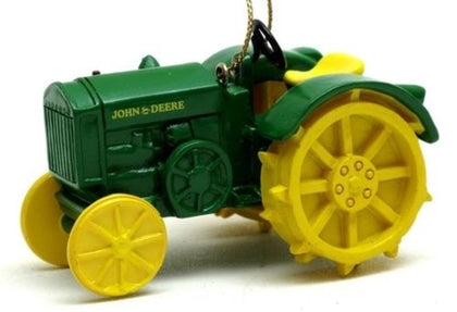 John Deere Model D Christmas Ornament
