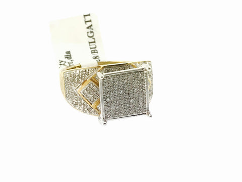 LADY 10K GOLD RING .47 CARATS