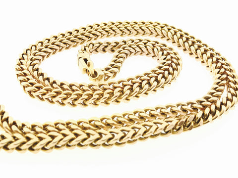 FRANCO CHAIN (38 INCHES 6MM, 106.4 GRAMS)