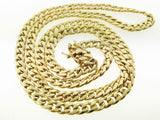 Miami Cuban Link  (26 inch, 5 mm, 23.3 Grams)