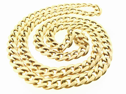 Miami Cuban Link (26 inches, 7.5mm, 33.7 Grams)