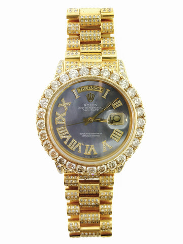 Rolex Day Date Iced 39 MM