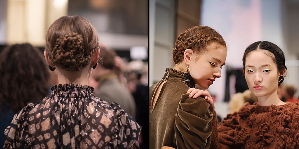 NYFW fall hair trends | amika