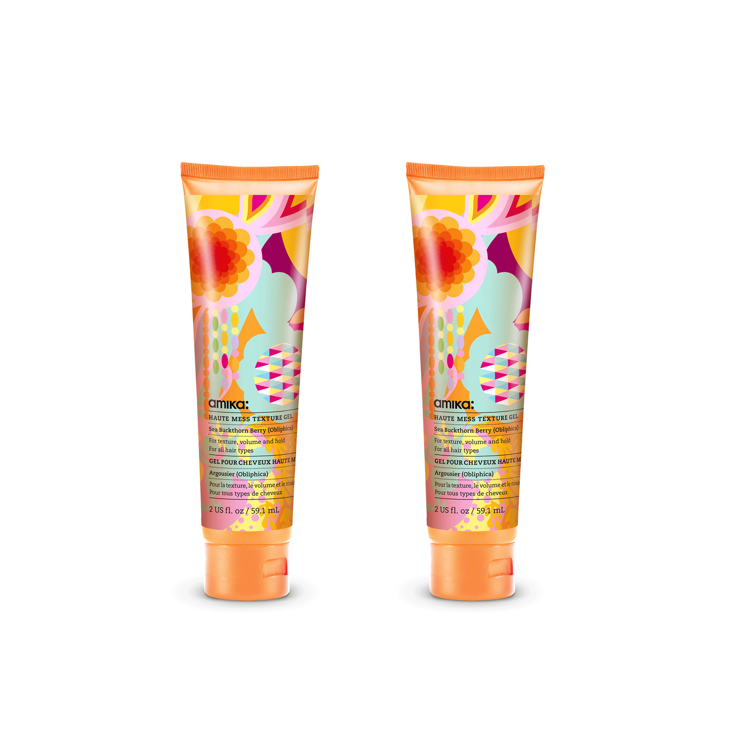 DOUBLE UP: Haute Mess Texture Gel 2 for 1