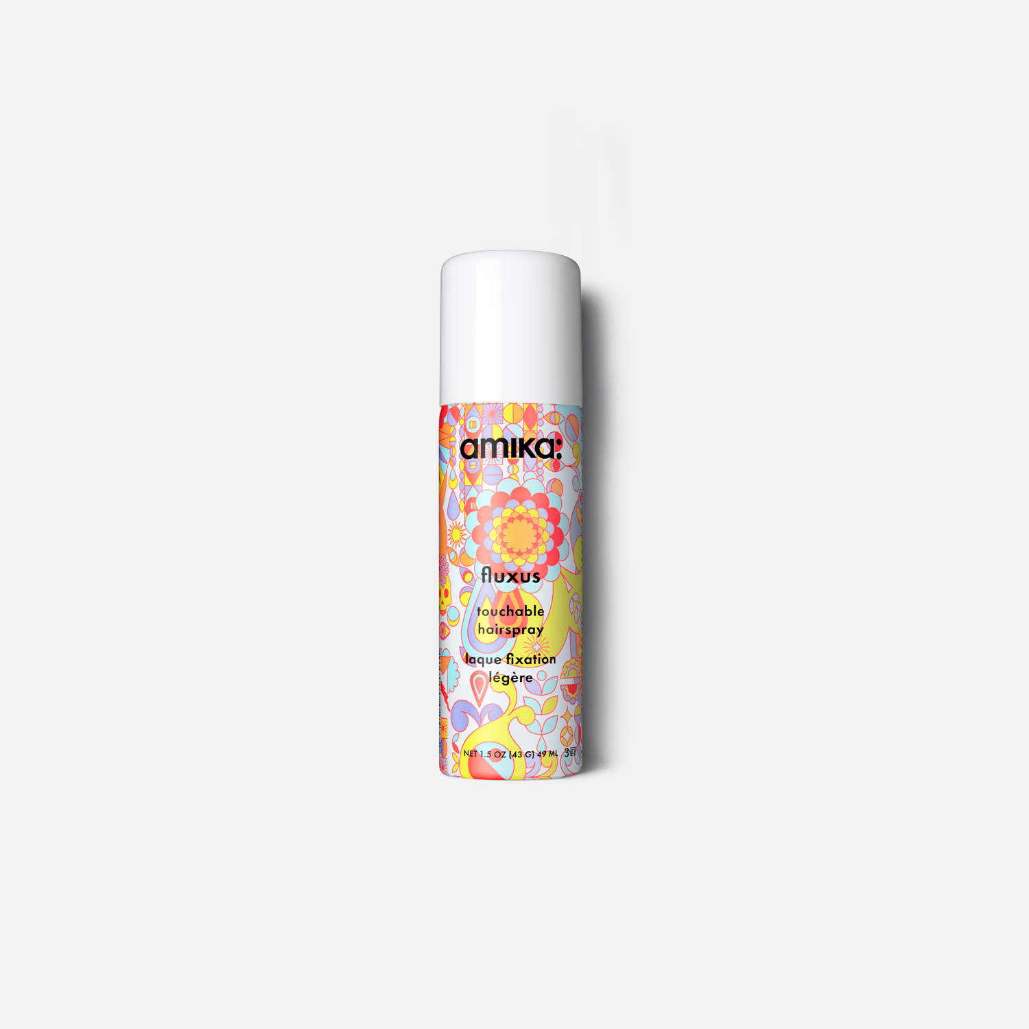Fluxus Touchable Hairspray 1.5 oz | amika