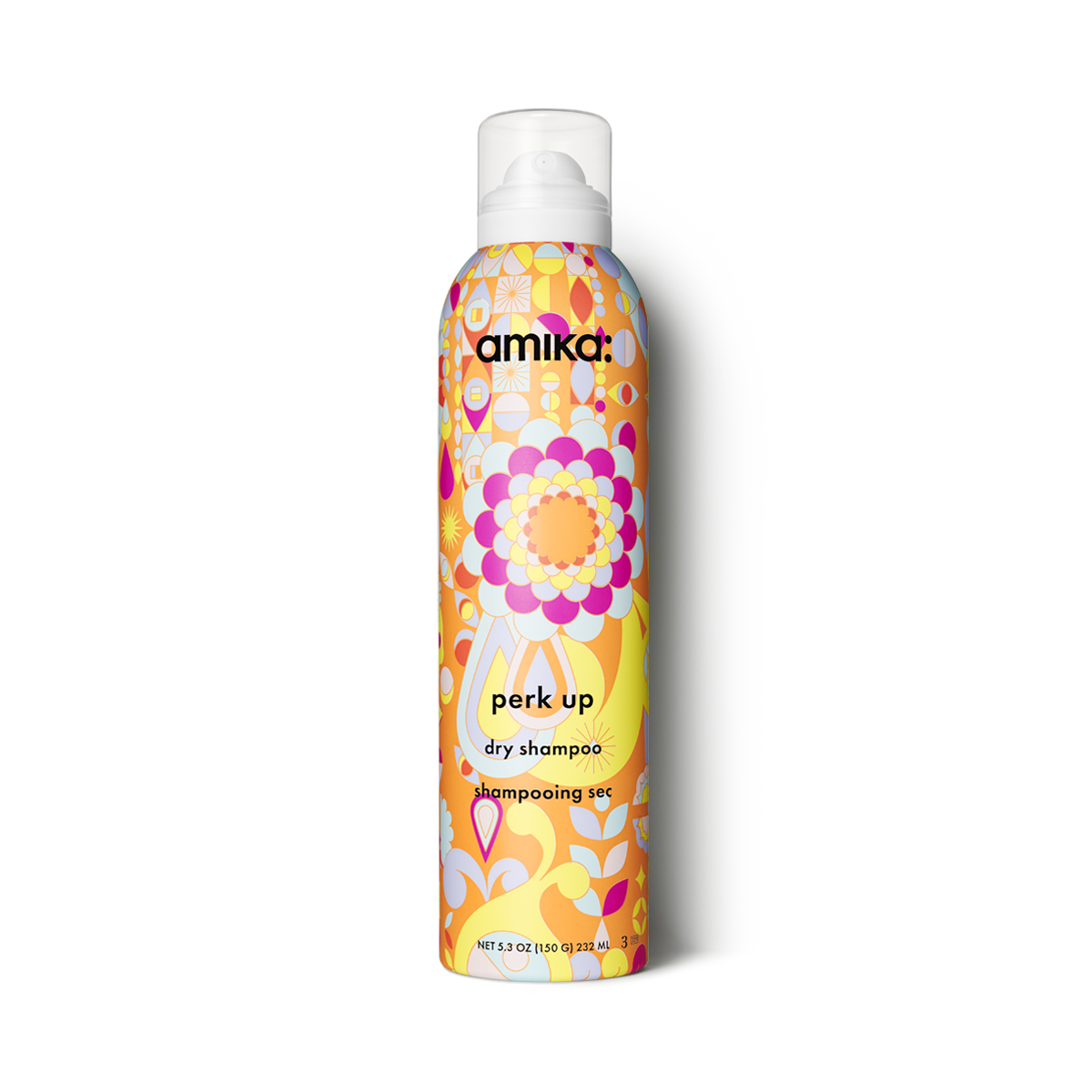perk up | dry shampoo
