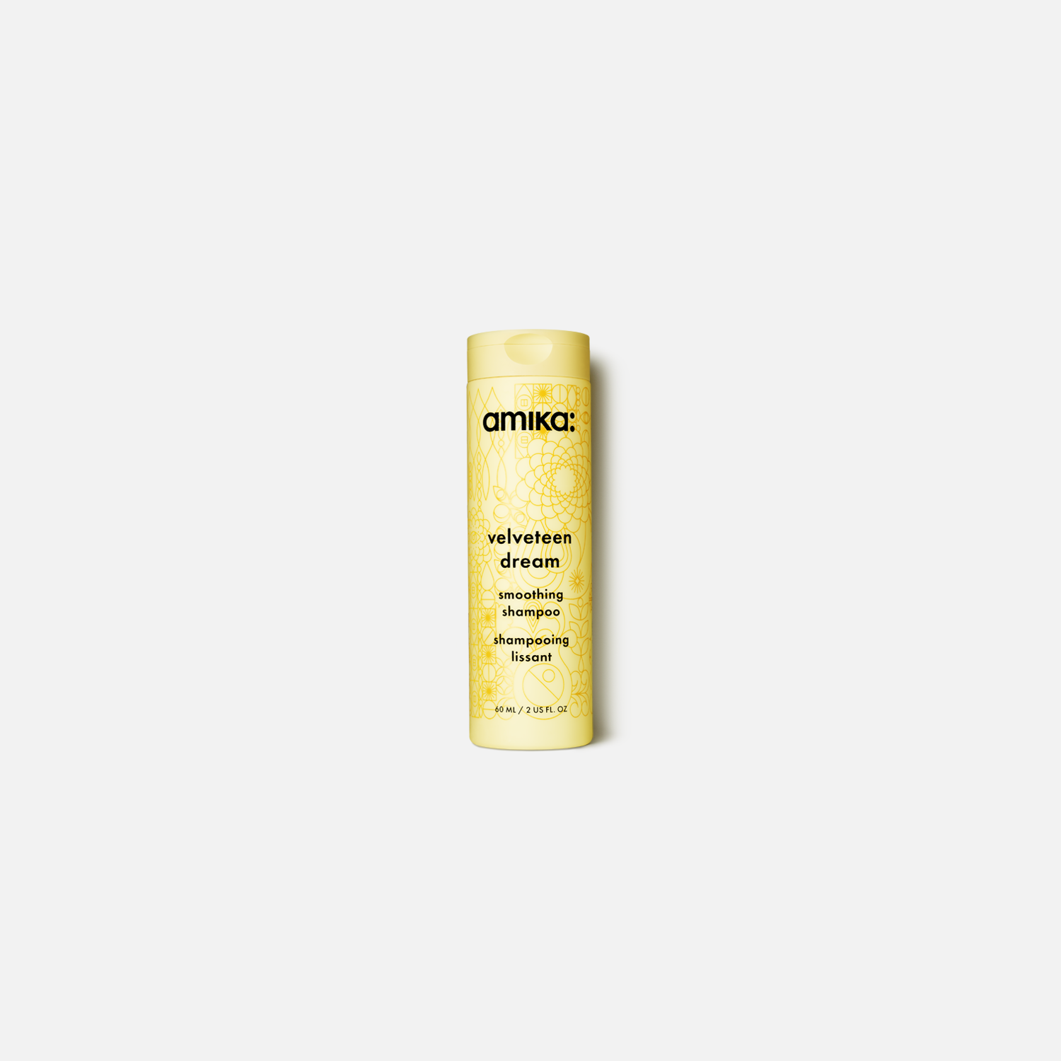 Velveteen Dream Smoothing Shampoo 2 oz | amika