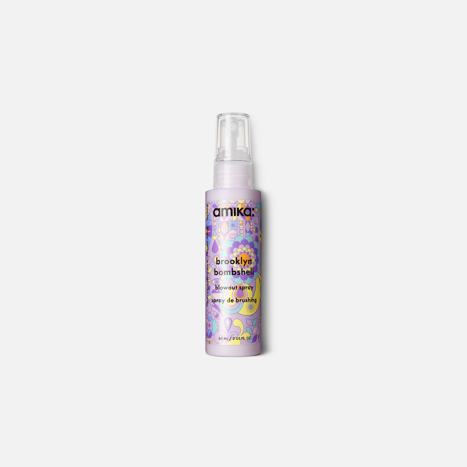 Brooklyn Bombshell Blowout Spray 2 oz | amika