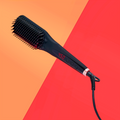 polished perfection straightening brush | amika