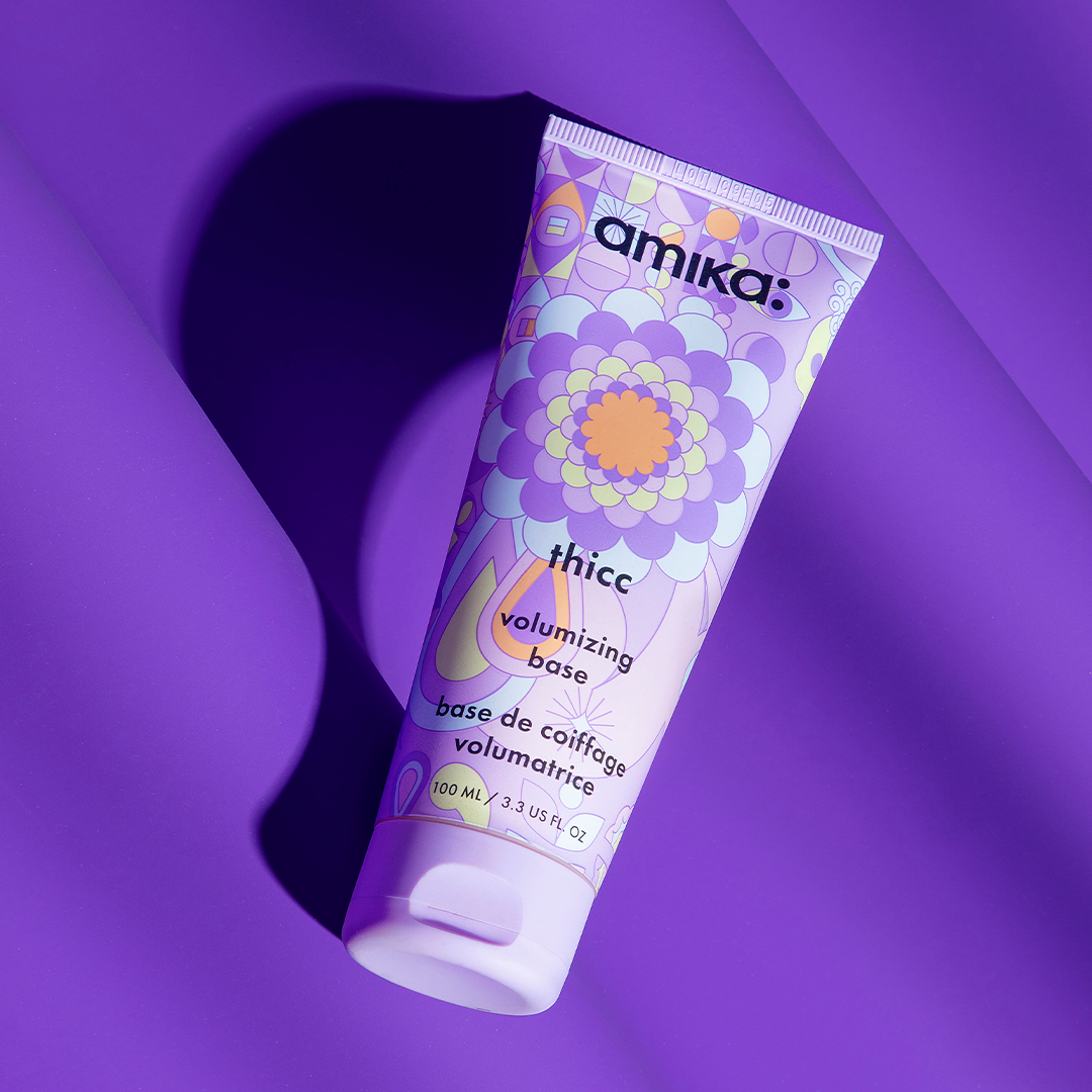thicc volumizing base | amika