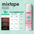 mixtape blue brunette toning drops | amika
